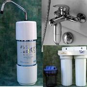 3-wasserfilter montage.jpg - Hochleistungs-Trinkwasser Filteranlage