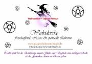 Magische Hexen Rituale