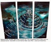 Novelte 100 x120 cm.jpg - Moderne Kunst von den Berliner Maler Uwo