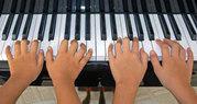 Gesangsunterricht + Klavierunterricht