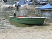 Großes Ruderboot / Angelboot !  Top Zustand !! Mit