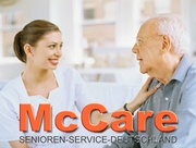 Seniorenbetreuung - Bundesweit
