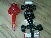 Ferrari F 2004 Maßstab 1:8