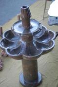 Brunnen aus Marmor