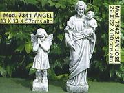 Kleine Engelfigur Mod.7341