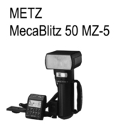 Body Canon D60 + Metz-Stabblitz M5