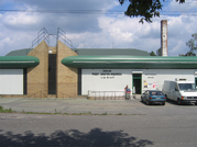 Fleischwaren-Produktionsstelle