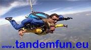 Fallschirmspringen Bayern mit Tandemfun