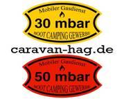 Mobile Gasprüfung  für Berlin/Brandenburg 0170 - 200 15 87