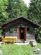 Urige Hütte im Schwarzwald
