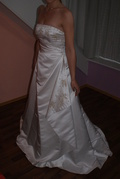 Wunderschoenes Brautkleid
