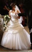 wunderschoenes Brautkleid zu verkaufen
