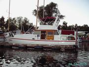 Boot im WAsser 2005 00001.JPG - Motoryacht Pyranha 36 Fly -Diesel 140PS/6lh TOP Au