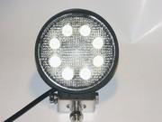 LED Arbeitsscheinwerfer, 24 Watt mit 8 x HIGH - PO