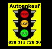 Autoankauf Berlin -Umland 030 311 720 30