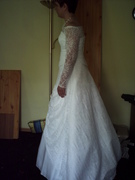 Wunderschoenes , neues Brautkleid