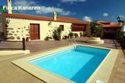 Ferienhaus Tinamar auf Gran Canaria mit Pool