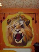 Wandmalerei für ein einmaliges Zuhause