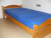 Einzelbett zu verkaufen