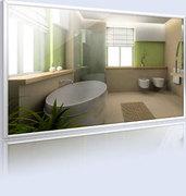 Bathroom large mirror.jpg - Der Spiegel in Ihrem Badezimmer ist eine Heizung?