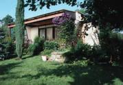 Ferienhaus in Kleingartenanlage