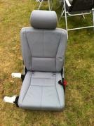 ML dqsna.JPG - Mercedes Benz ML Zusatzsitz, Kindersitz,6-ter Rück