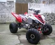 Neues Yamaha 700 RAPTOR zum Verkaufen