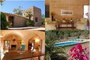 Ferienhaus/ Finca auf Mallorca zu vermieten
