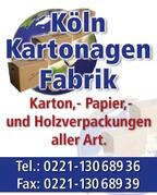Bücherkartons neu 0,50 EUR / Stk.