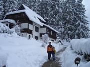Außenansicht Winter.JPG - Haus in der Natur
