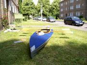 Kanu Faltboot Kolibri 3 sehr guter Zustand MTW Boo