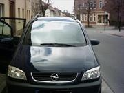 Opel Zafira Dti mit Leder