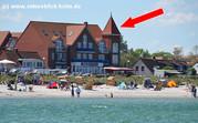 fewo-meeresrauschen-aussen-460.jpg - Fewo Wellenklang Schoenberger Strand