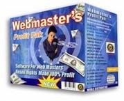 Geld verdienen mit Webmaster Software