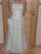 Alina 2. Geb. 044.jpg - Verkaufe schönes Brautkleid in der Farbe  champ.