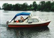 Opas Boot.jpg - Kajuet-Motorboot zu verkaufen