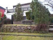 Kleingarten am Stadtrand von Meissen