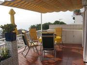 Das besondere Haus ohne Garten in Benajafe-Malaga