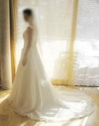 IMG_3598a.jpg - Nagelneu: Brautkleid Gr. 36 von San Patrick, creme