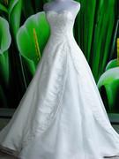 hochwertiges neues Brautkleid