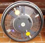 Rollstuhlantrieb (wenig gebraucht) e-motion