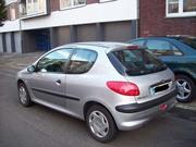 Verkaufe - Peugeot 206 1.4