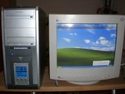 Verkaufe AMD Sempron2400 und 17