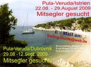 Kroatien_2009.jpg - Mitsegler gesucht Kroatien