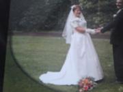 Brautkleid Größe 44/46