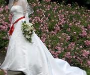 Verkaufe wunderschönes Brautkleid