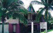Carolinas Native House auf San Andres Karibik