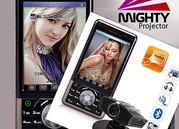 mightystar-470 beamer.jpg - Mighty Dual Sim Handy. Der Kracher. Mit Projektor.