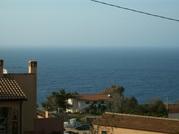 vista casa dall'alto 3.JPG - Ferienwohnung in Kalabrien