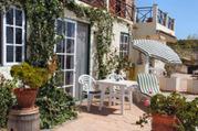 Ferienhaus auf Teneriffa, Finca La Tosca, Appt Rot
